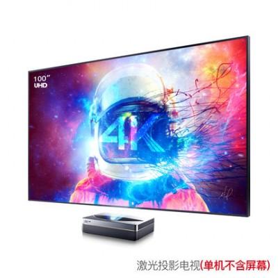 長虹4k激光電視機