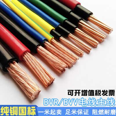 國標純銅芯電線